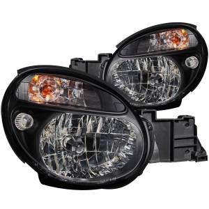 ANZO USA - ANZO USA Crystal Headlight Set 121121