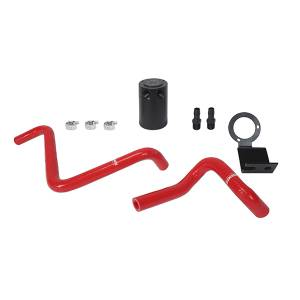 Mishimoto - FLDS Subaru BRZ / Toyota 86 / Scion FR-S Baffled Oil Catch Can, PCV Side MMBCC-BRZ-13PRD