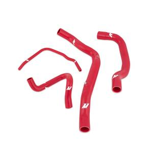 Mishimoto - FLDS Mini Cooper S (Supercharged) Silicone Hose Kit MMHOSE-TINY-01RD - Image 1