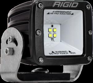 RIGID Industries - RIGID Industries 2X2 115 DEGREE DC SCENE LIGHT BLACK 681513