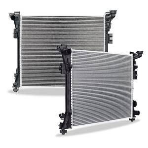 Engine Cooling - Radiators - Mishimoto - FLDS 2008-2010 Chrysler Town & Country Radiator Replacement R13062-MT