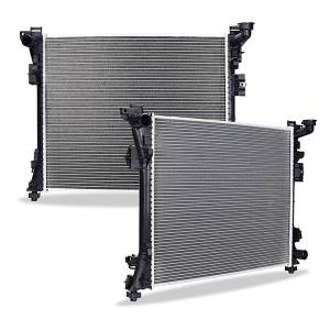 Engine Cooling - Radiators - Mishimoto - FLDS 2008-2013 Chrysler Town & Country Radiator Replacement R13063-MT
