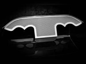 Exhaust Components - Upgrade Pipe - American Car Craft - American Car Craft Exhaust Filler Panel Perforated Stock 032005