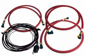 Aeromotive Fuel System - Aeromotive Fuel System Lines and Wiring 11804