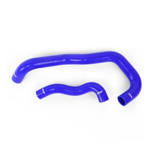 Mishimoto - FLDS Ford 6.0L Powerstroke Twin I-Beam Chassis Silicone Coolant Hose Kit MMHOSE-F2D-05TBL - Image 1
