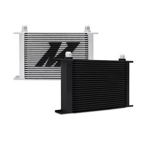 Mishimoto - FLDS Universal 25-Row Oil Cooler, Black MMOC-25BK - Image 1
