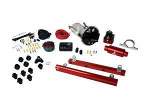 Fuel System - Pumps - Aeromotive Fuel System - Aeromotive Fuel System 05-09 Mustang GT System 17329
