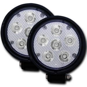 ANZO USA Rugged Vision LED Fog Light 881002