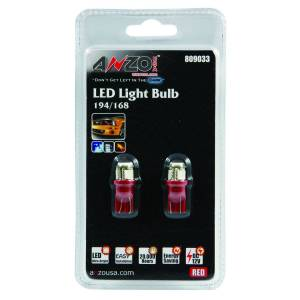 Lighting - Tail Lights - ANZO USA - ANZO USA LED Replacement Bulb 809033
