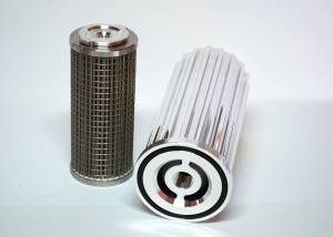 HUBB Filters - HUBB Filters 8 inch Filter- 13/16-16ES DURAMAX 8501