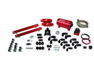 Fuel System - Pumps - Aeromotive Fuel System - Aeromotive Fuel System 1998.5 - 2004 Ford DOHC 4.6LCompetition Fuel System (Includes A1000 Fuel Pump) 17145