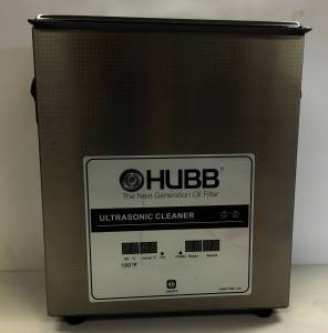 HUBB Filters - HUBB Filters Cleaning Station (6L) (Single 3 in/ 8 in filter) 3309