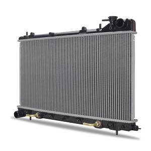 Mishimoto - FLDS 2006 - 2008 Subaru Forester XT 2.5L Replacement Radiator R13026-AT - Image 2