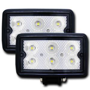 Lighting - Fog Lights - ANZO USA - ANZO USA Rugged Vision LED Fog Light 881001