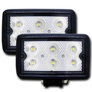 ANZO USA Rugged Vision LED Fog Light 881001