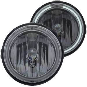 Lighting - Fog Lights - ANZO USA - ANZO USA Fog Light Assembly 501041
