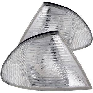 Lighting - Cab & Marker Lights - ANZO USA - ANZO USA Cornering Light Assembly 521006