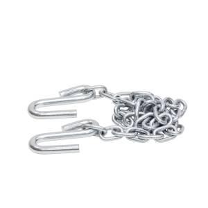 Westin Safety Chain 1/4in x 40in w/(2) 7/16in S-hooks 65-691103