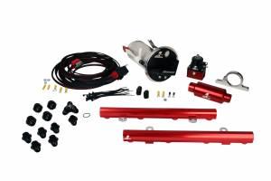 Fuel System - Pumps - Aeromotive Fuel System - Aeromotive Fuel System 05-09 Mustang GT System 17332