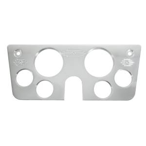 "AutoMeter - AutoMeter DASH PANEL, CHEVY TRUCK 67-72, 2 X 5"", 4 X 2-5/8"", BILLET 7045"