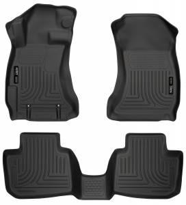 Husky Liners Front & 2nd Seat Floor Liners 99801
