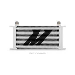 Mishimoto - FLDS Universal 19 Row Oil Cooler MMOC-19 - Image 1