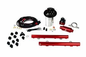 Fuel System - Pumps - Aeromotive Fuel System - Aeromotive Fuel System 10-13 Mustang GT System 17348