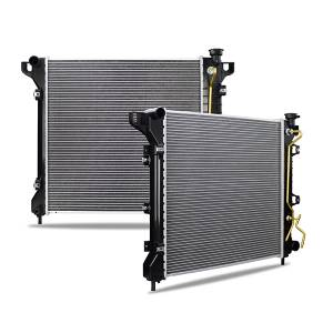 Engine Cooling - Radiators - Mishimoto - FLDS 1997-1999 Dodge Dakota 3.9L/5.2L/5.9L Radiator Replacement R1905-AT