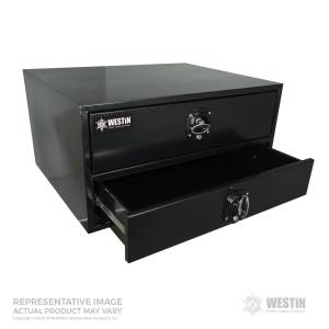 Bed Accessories - Tool Boxes - Westin - Westin Brute Command Box 80-HTS4820B