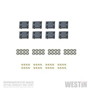Exterior - Running Boards & Nerf Bar Parts - Westin - Westin F-150 SuperCrew 2001-2004 22-1055