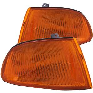 Lighting - Cab & Marker Lights - ANZO USA - ANZO USA Cornering Light Assembly 521019