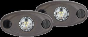 RIGID Industries - RIGID Industries A-SERIES HP TRIPLX BLU /2 482293