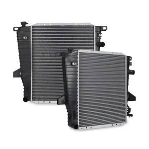 Engine Cooling - Radiators - Mishimoto - FLDS 1995-1997 Ford Ranger V6 , Manual Replacement Radiator R1722-MT