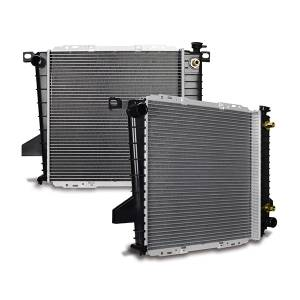 Engine Cooling - Radiators - Mishimoto - FLDS 1995-1997 Ford Ranger 2.3L Radiator Replacement R1726-AT