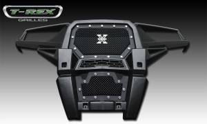 T-Rex - T-Rex X-Metal Grille, Black, Mild Steel, 1 Pc, Insert 6719011