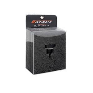 Mishimoto - FLDS Magnetic Oil Drain Plug M12 x 1.25, Black MMODP-12125B - Image 2