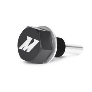 Mishimoto - FLDS Magnetic Oil Drain Plug M12 x 1.5, Black MMODP-1215B - Image 1