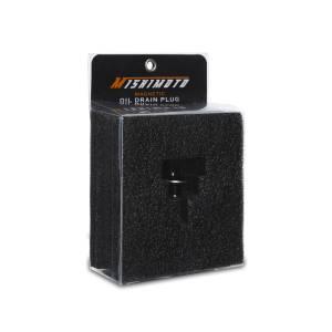 Mishimoto - FLDS Magnetic Oil Drain Plug M12 x 1.5, Black MMODP-1215B - Image 2