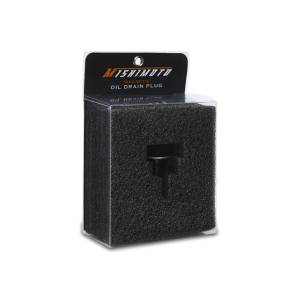 Mishimoto - FLDS Magnetic Oil Drain Plug M14 x 1.25, Black MMODP-14125B - Image 2