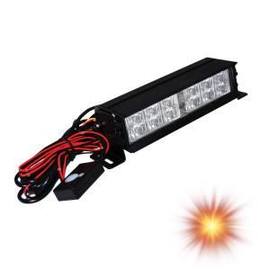 Oracle Lighting - Oracle Lighting ORACLE 12 LED Interceptor Strobe - Amber 3502-005