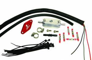 Fuel System - Fuel System Parts - Aeromotive Fuel System - Aeromotive Fuel System 1998 1/2 thru 2004 Ford 4.6 L Fuel Pressure Sensor Relocation Kit 17114