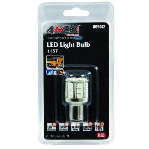 Lighting - Tail Lights - ANZO USA - ANZO USA LED Replacement Bulb 809012