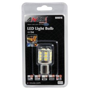Lighting - Tail Lights - ANZO USA - ANZO USA LED Replacement Bulb 809016