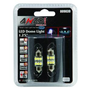 Lighting - Interior Lights - ANZO USA - ANZO USA Dome Light Bulb 809039