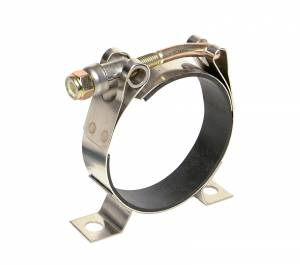 Fuel System - Pumps - Aeromotive Fuel System - Aeromotive Fuel System 2 1/2 X 3/4 T-Bolt Clamp 12702