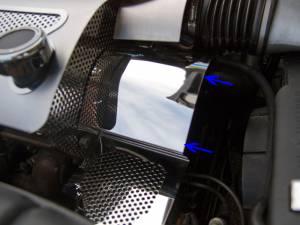American Car Craft - American Car Craft Belt Tension Cover Perforated 033056 - Image 2