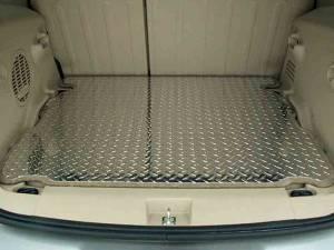 Interior - Floor Mats - American Car Craft - American Car Craft Cargo Mat Diamond Plate 421016