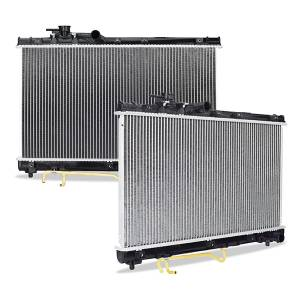 Engine Cooling - Radiators - Mishimoto - FLDS 1994-1999 Toyota Celica 2.2L Radiator Replacement R1575-AT