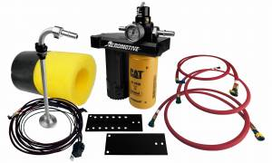 Aeromotive Fuel System - Aeromotive Fuel System 01-10 Duramax Complete Kit 11801