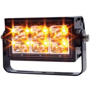 Lighting - Light Bars - ANZO USA - ANZO USA Rugged Vision Off Road LED Light Bar 881012